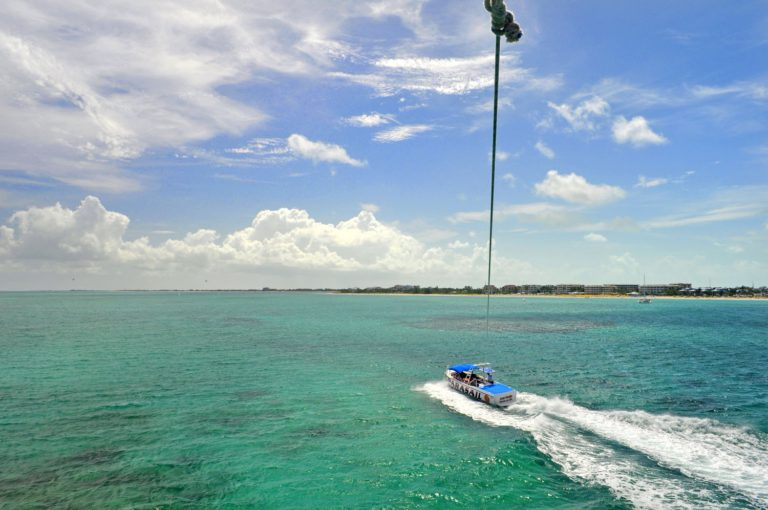 Turks and Caicos: view from above